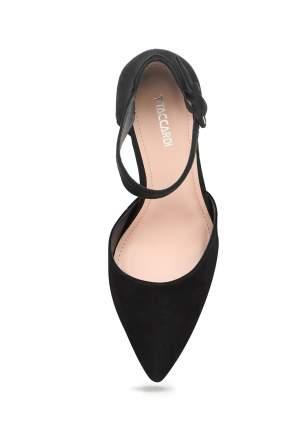 Туфли женские T.Taccardi 710018732 черные 38 RU