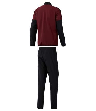 Спортивный костюм Reebok Woven, burgundy/lux maroon, M INT