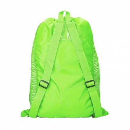 Рюкзак-сетка Speedo Deluxe Ventilator Mesh Bag зеленый (0005)