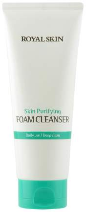 Пенка для умывания очищающая Royal Skin Foam Cleanser с коллагеном 150 мл