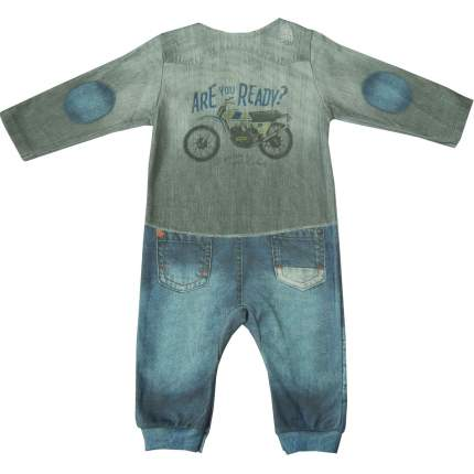 Комбинезон Папитто для мальчика Fashion Jeans 552-01 р.24-86