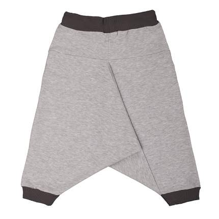 Брюки детские Bambinizon Серый меланж ШТФ-СМ/АНТ р.68 серый