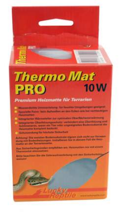 Термоковрик для террариума Lucky Reptile PRO 10 Вт, 25х15 см