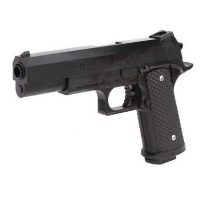 НАША ИГРУШКА Пистолет механический ES869-730-1PB