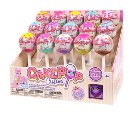 Игрушка антистресс Basic Fun Cake Pop Cuties 27120 в ассортименте