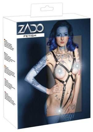 Женская сбруя-боди ZADO