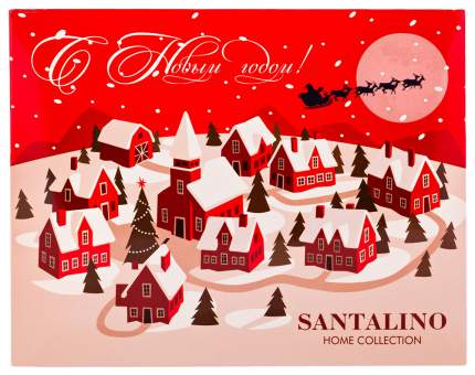 Салфетка SANTALINO Рождество 829-133 120x60 см
