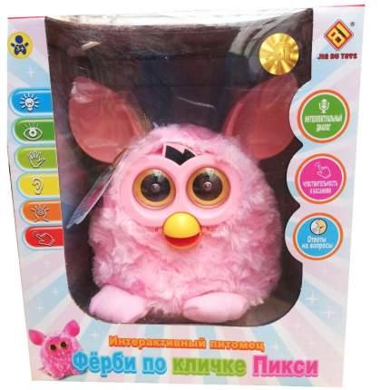 Интерактивная игрушка JD Toys Ферби Furby по кличке Пикси 16 см розовый