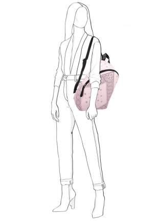 Рюкзак женский Calvin Klein K60K6.04970.9100 розовый 17 л
