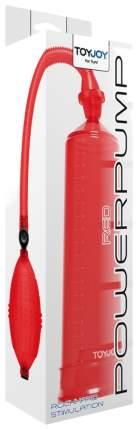 Красная вакуумная помпа Power Pump Red