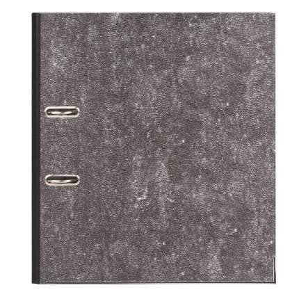 Папка-регистратор Brauberg 227188, усиленный корешок, мраморное покрытие, 80 мм, с уголком