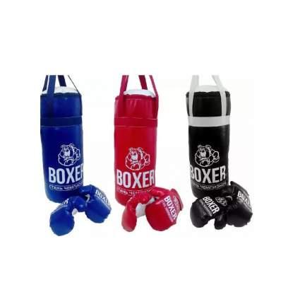 Детский боксерский набор Shantou Gepai №3 Н-500мм, цвет в ассортименте