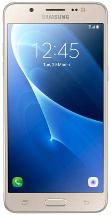 Смартфон Samsung Galaxy J5 (2016) 16Gb Gold (SM-J510FN)