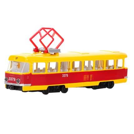 Трамвай Технопарк 1:43