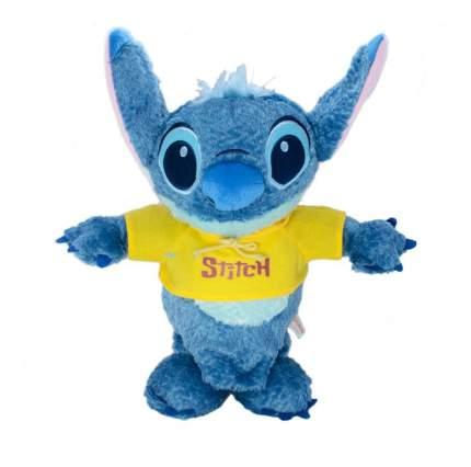 Мягкая игрушка 1 TOY Disney Танцующий Стич из плюша, функциональная в подарочной упаковке