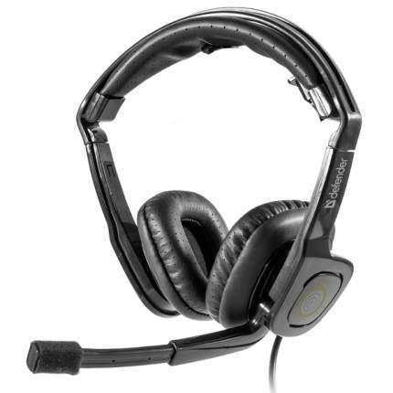Игровые наушники Defender Warhead HN-G150 Black