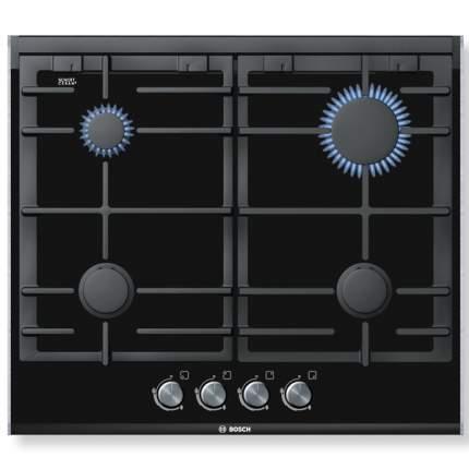 Встраиваемая варочная панель газовая Bosch PRP626B70E Black
