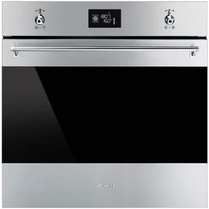 Встраиваемый электрический духовой шкаф Smeg SFP6390XE Silver