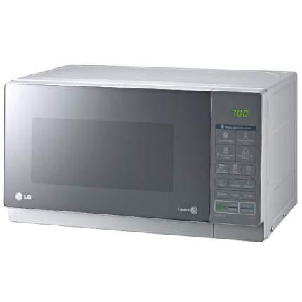 Микроволновая печь соло LG MS2043HAR silver