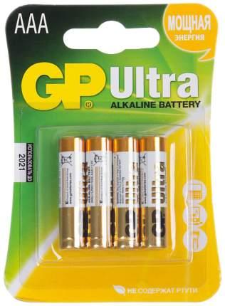 Батарея GP Batteries Super Alkaline 15AU 4 шт