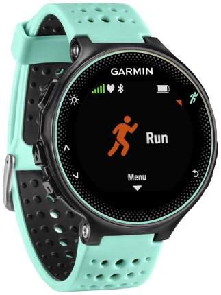Смарт-часы Garmin Forerunner 235 голубые/черные