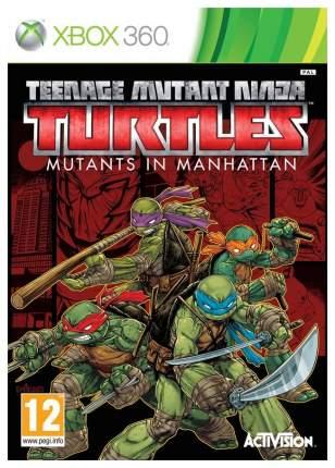 Игра Teenage Mutant Ninja Turtles: Mutants in Manhattan для Xbox 360