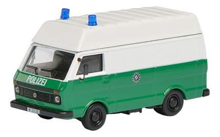 Автомобиль Schuco VW LT Полиция 1:87