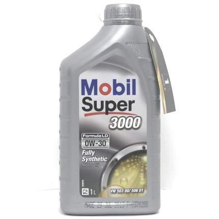 Масло моторное Mobil Super 3000 Formula LD 0W-30 1 л