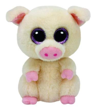 Мягкая игрушка TY Beanie Boos Поросенок Piggley 15 см