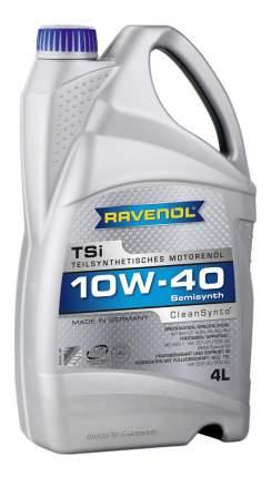 Моторное масло Ravenol TSI SAE 10W-40 4л