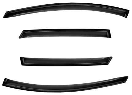 Дефлекторы на окна SIM для Volkswagen (SVOPOLH0932)
