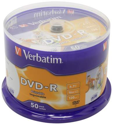 Диск Verbatim 43533