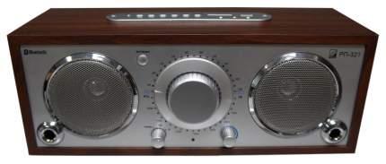 Радиоприемник Сигнал БЗРП РП-321 Dark Wood