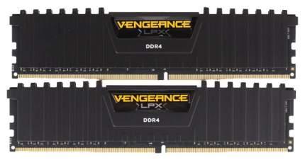 Оперативная память Corsair VENGEANCE LPX CMK32GX4M2B3000C15