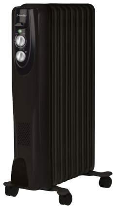 Масляный радиатор Ballu Classiс Black BOH/CL-09BRN черный