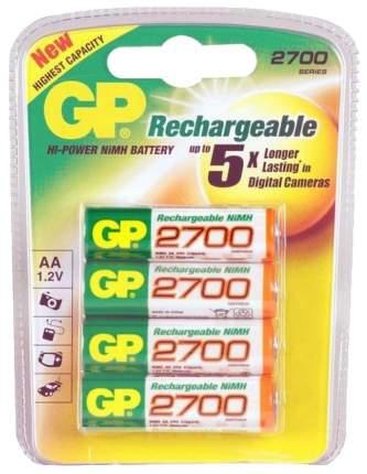 Аккумулятор GP Batteries 270AAHC-UC4 4 шт