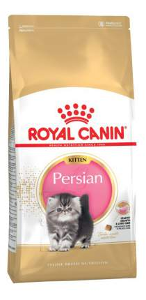 Сухой корм для котят ROYAL CANIN Persian Kitten, персидская, домашняя птица, 2кг