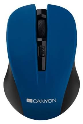 Беспроводная мышь CANYON CNE-CMSW1BL Blue