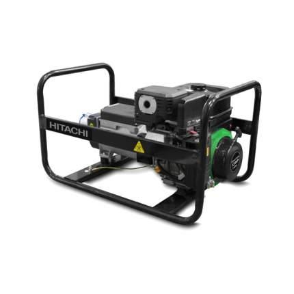 Бензиновый генератор Hitachi E62SC зеленый/черный