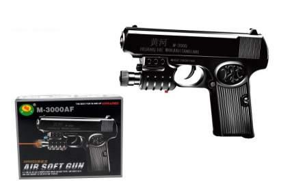 Пистолет игрушечный Shantou Gepai с Лазерным прицелом и Фонарем