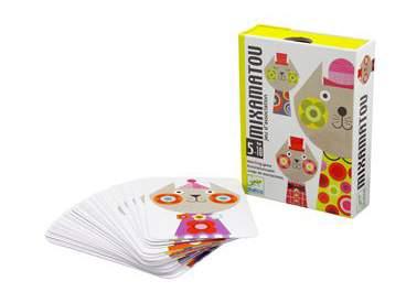 Семейная настольная игра Djeco Mixamatou
