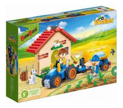 Конструктор пластиковый BanBao Фермерский домик