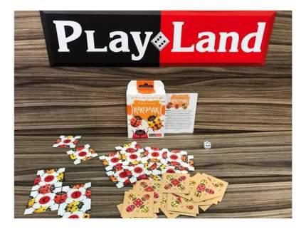 Семейная настольная игра Play Land Какерлак R-302