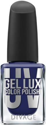 Лак для ногтей DIVAGE UV Gel Lux Color Polish, тон №12