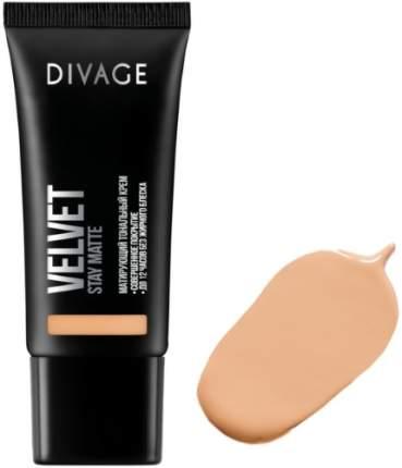 Тональный крем DIVAGE Velvet Stay Matt, тон №03