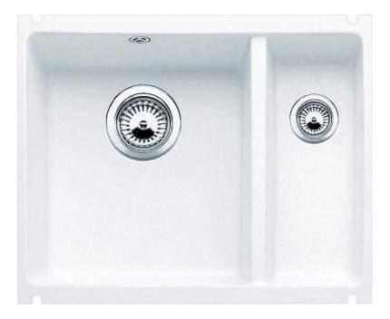 Мойка для кухни керамическая Blanco SUBLINE 350/150-U 514525 белый