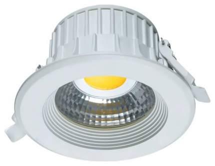 Встраиваемый светильник Uniel 3000K ULT-D01B-8W/WW