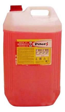 Антифриз PILOTS Красный Готовый антифриз -40 20кг
