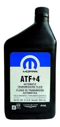 Трансмиссионное масло MOPAR 0.946л 68218057AA