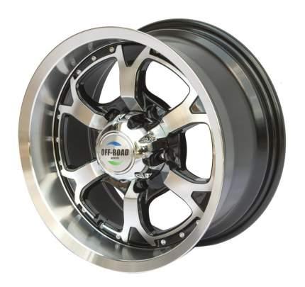 Колесные диски OFF-ROAD Wheels R16 8J PCD5x139.7 ET10 D110 (A1680-53910PHBL+10)